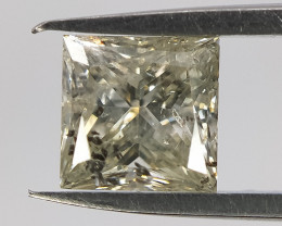 FANCY CUT DIAMOND , Fancy Champagne Diamond , 0.38 cts