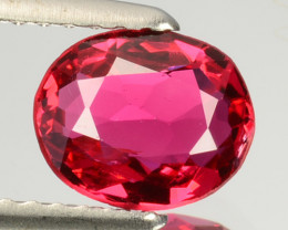 ~RICHEST~ 1.10 Cts Natural Stunning Red Spinel Oval Cut Burmese