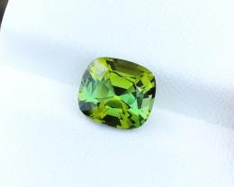 2.50 Ct Natural Bi Color Transparent Tourmaline Gemstone