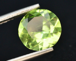 AAA Color & Cut 2.75 ct Himalayan Peridot ~ Pakistan