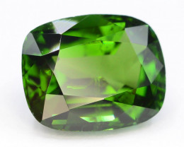 Top Color 5.75 Ct Lagoon Green Tourmaline From Afghanistan