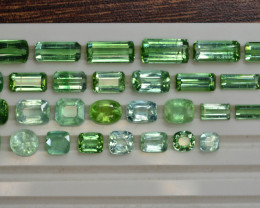 62.60 Ct Natural Gorgeous Tourmaline ~ LOT
