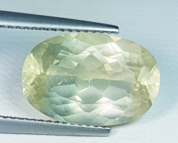 6.57 ct Top Quality Gem Excellent Oval Cut Natural Scapolite