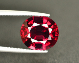 Rare 4.45 Ct Superb Color Natural Mahenge Garnet Play Video