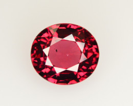 Rare 3.15 Ct Superb Color Natural Mahenge Garnet