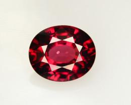 Rare 3.35 Ct Superb Color Natural Mahenge Garnet