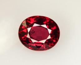 Rare 3.65 Ct Superb Color Natural Mahenge Garnet