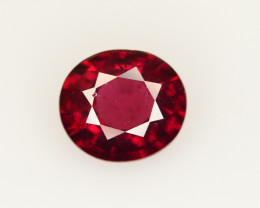 Rare 3.80 Ct Superb Color Natural Mahenge Garnet