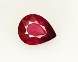 Rare 3.10 Ct Superb Color Natural Mahenge Garnet