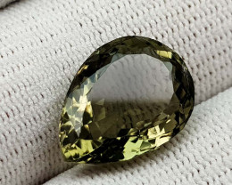9.75CT PRASOLITE  BEST QUALITY GEMSTONE IIGC104