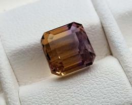 2.75Crt Bolivian Ametrine Natural Gemstones JI92