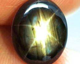 9.19 Carat Thailand Black Star Sapphire - Gorgeous
