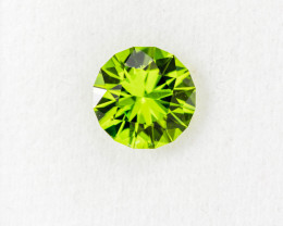 Peridot 1.54 ct China GPC Lab