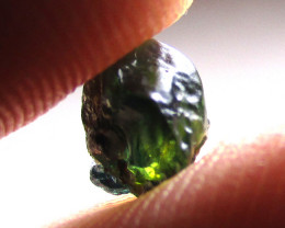 2.93cts Natural No Heat Sapphire Rough Facetable