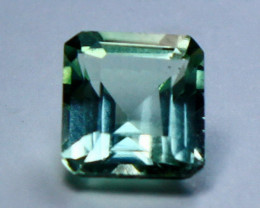 1.80 Cts Beautiful, Superb Green  Fluorite  Gemstone