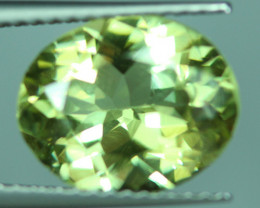 3.25 CT 11X9  MM EXCELLENT CUT !! TOP QUALITY NATURAL SILLIMANITE  - SL247