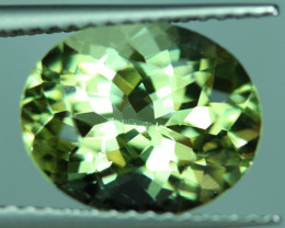 3.89 CT 11X9  MM EXCELLENT CUT !! TOP QUALITY NATURAL SILLIMANITE  - SL250
