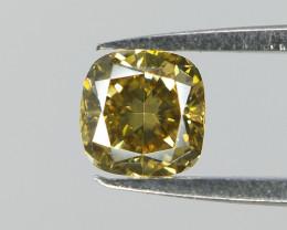 Amazing Cut , Color , Clarity(VVS) and Lustre , Cushion Cut Diamond , 0.19