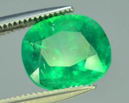 Top Color & Clarity 2.30 ct Panjshir Emerald~Afghanistan AS
