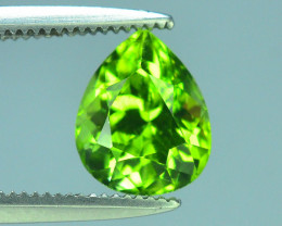 Exquisit Color 1.45 ct Himalayan Peridot ~ Pakistan SSSS
