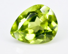 2.06 Crt Peridot Faceted Gemstone (Rk-6)