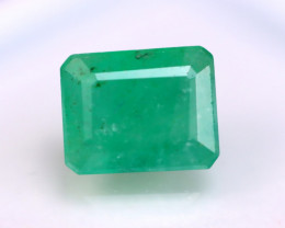 Emerald 3.79Ct Natural Colombia Green Emerald ER07