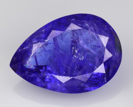 5.27 CT D'BLOCK TANZANITE HIGH QUALITY GEMSTONE TZ2