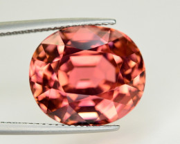 Amazing Color 16.85 Ct Natural Pink Tourmaline
