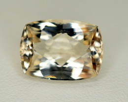 11.95 Ct Natural Peach Color Imperial Topaz