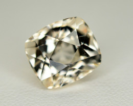 8.10 Ct Natural Peach Color Imperial Topaz