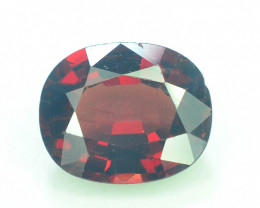 1.95 ct Red Spinel Untreated/Unheated~Burma