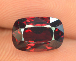 2.40 ct Red Spinel Untreated/Unheated~Burma