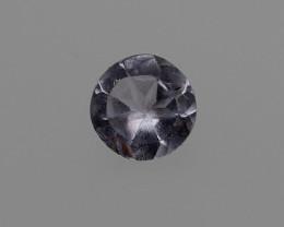 0.15 CT Round Cut Tanzanite 3.6 mm | Unheated