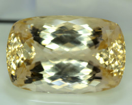 206.30 Carats Top Quality Cushion Cut Sherry Topaz Gemstone