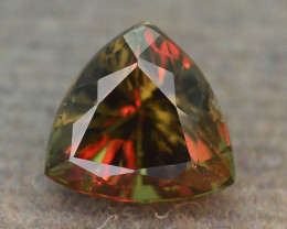 Rarest Garnet 1.24 ct Dramatic Full Color Change SKU-35