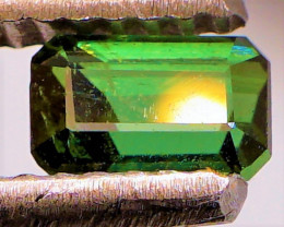 Unheated 0.62 CT Deep Green Paprok Tourmaline (Afghanistan) | FREE SHIPPING