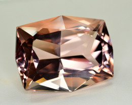 Natural Lovely Fancy Cut 146.60 Ct Pink Morganite gemstone