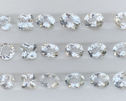 58.51 Carats Topaz Gemstones PARCELS