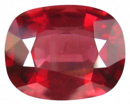 5.22 Ct. Natural  Rhodolite Garnet Africa – IGE Certificate