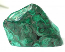 1950 Cts Polished Malachite  Gemstone Specimen CF 282