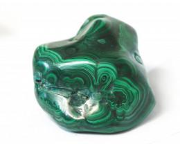 1800 Cts Polished Malachite Gemstone Specimen CF 285