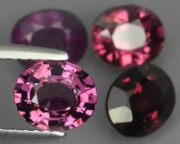 5.25 CTS~EXQUISITE NATURAL UNHEATED PURPLE COLOR RHODOLITE GARNET!!