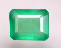 Emerald 2.16Ct Natural Colombia Green Emerald D0805