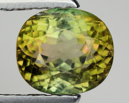 1.72 Ct Natural Tourmaline Top Quality Gemstone. FTM 57