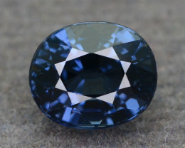 AAA Grade 1.39 ct Cobalt Blue Spinel Sku.9