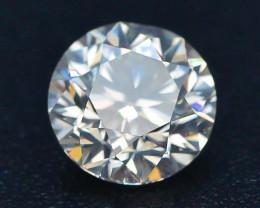 AAA GRADE 0.55 ct Round Brilliant Cut White Diamond