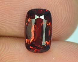 Red Mogok Spinel~1.65ct Untreated/Unheated~Burma