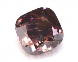 Purple Diamond 0.42Ct Natural Untreated Fancy Purple Color Diamond A0802