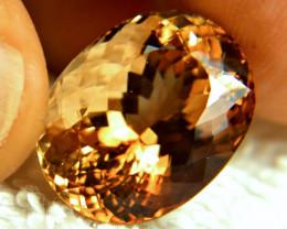 23.1 Carat Himalayan Golden Topaz - Superb
