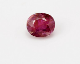 Ruby 1.08 ct Madagascar GPC Lab